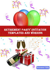 Elegant Retirement Party Invitation Wording and Samples