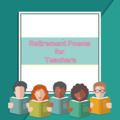 Inspiring Retirement Poems for Teachers from Students