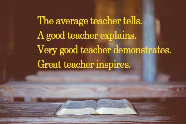 quotes for retiring teachers